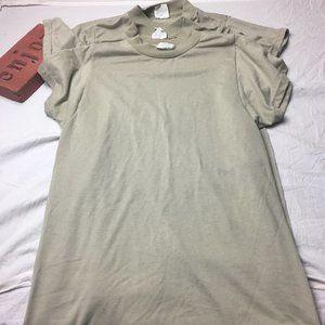 Army Crew Neck T-Shirt ACU ABU Desert Sand DSCP XS